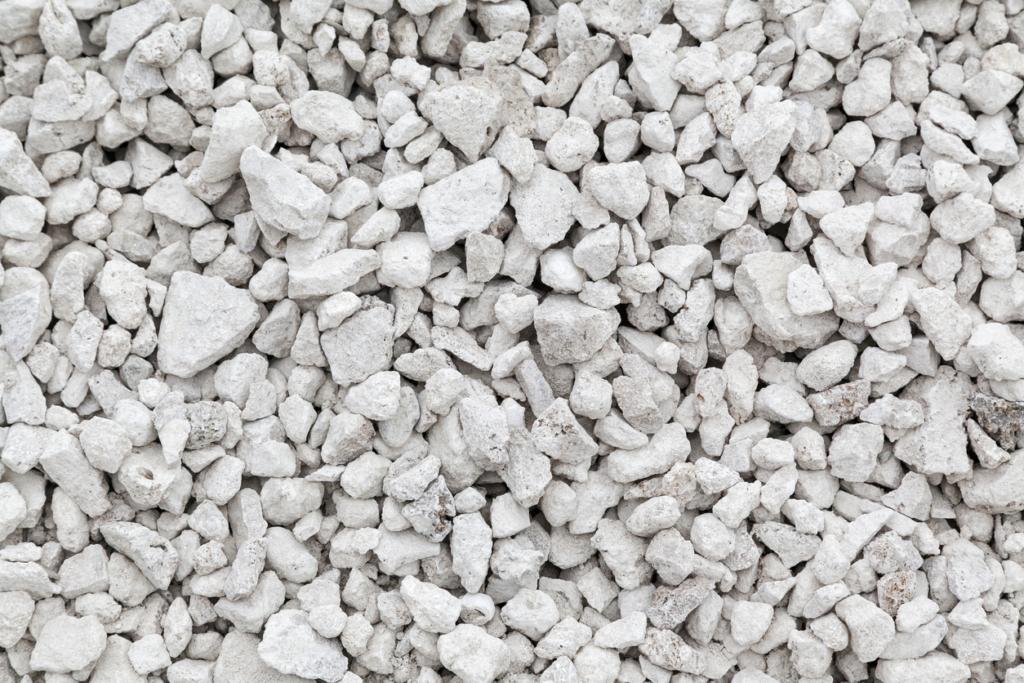 LIMEXの素材となる石灰石