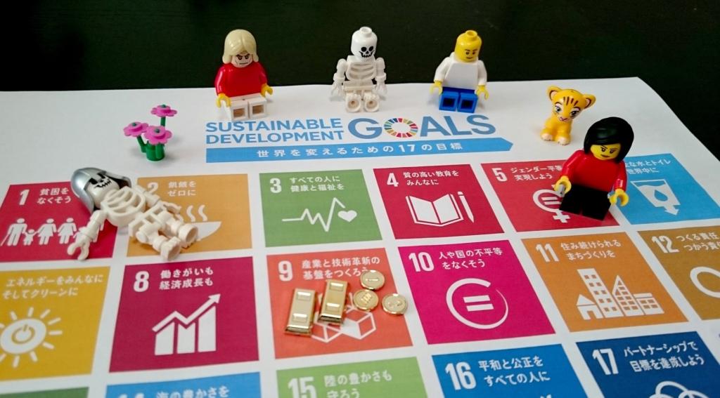 SDGs×LEGO