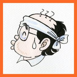 新谷かおる先生(エリア88)