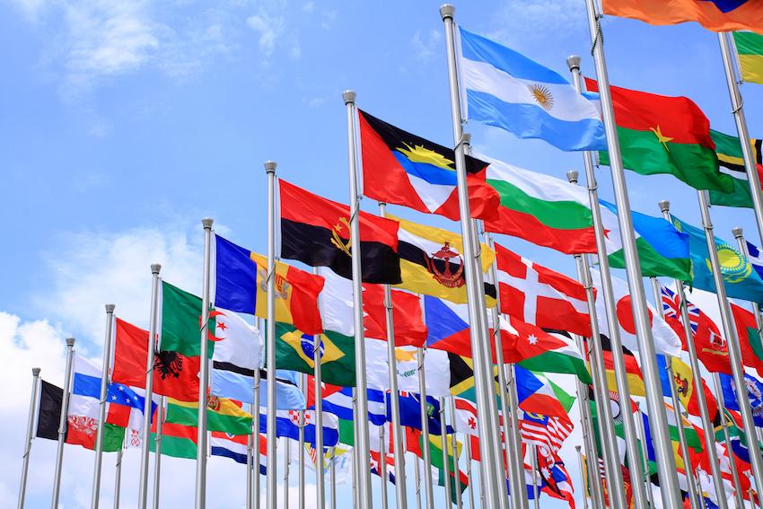 世界の国々