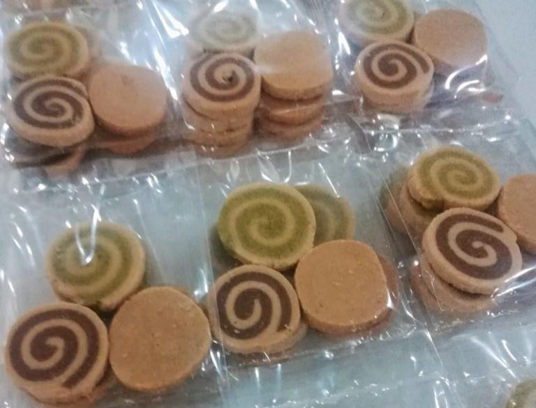NOM POPOKの事業お菓子画像
