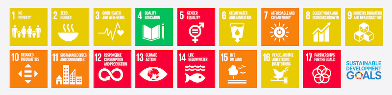 2018-Japan-SDGs目標別達成度
