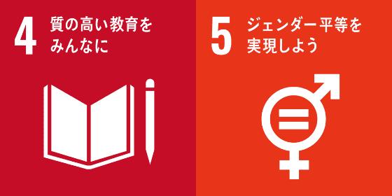SDGsパートナーシップ賞目標