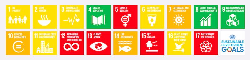 2017-Japan-SDGs目標別達成度