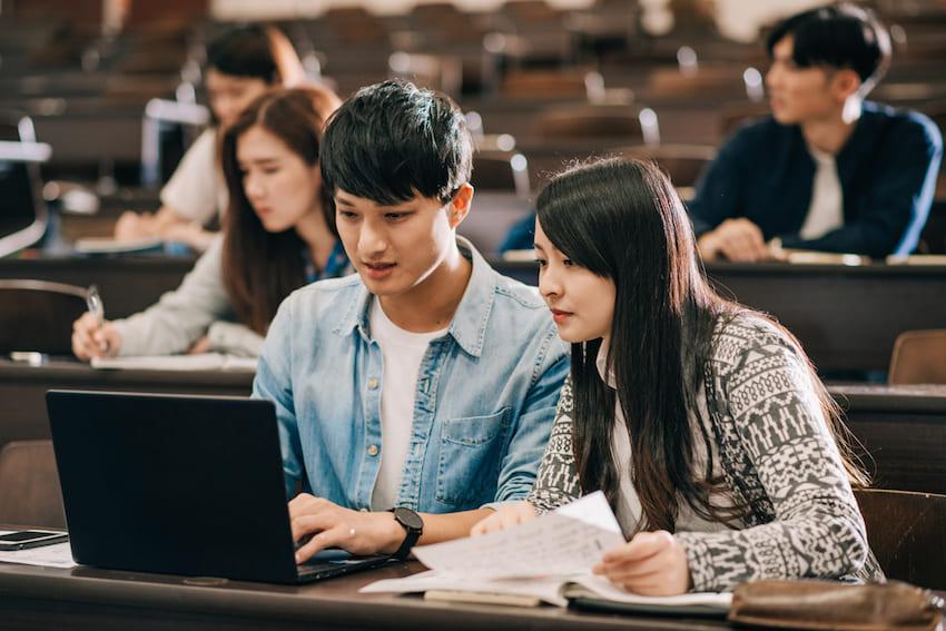 日本の大学取り組み
