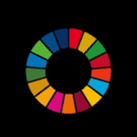 SDGsカラーホイール