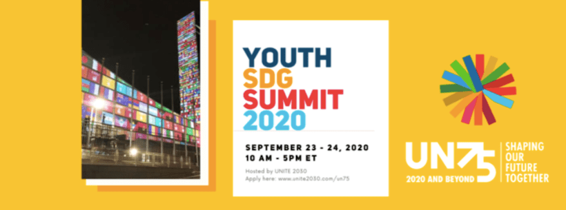 Youth SDG Summit|Global Goals Week