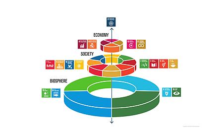 SDGsウェディングケーキモデルってなに?概要や特徴について紹介!の画像