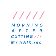 morning after cutting my hair Inc.の画像
